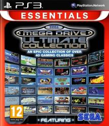 SEGA Sega Mega Drive Ultimate Collection [Essentials] (PS3)