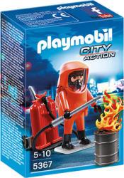 Playmobil Tűzoltó specialista (5367)