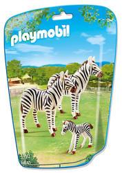 Playmobil Zebra a kicsijével (6641)