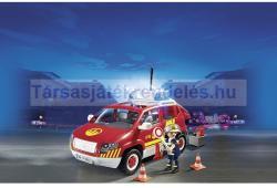 Playmobil Tűzoltóparancsnoki autó (5364)