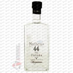 Matheus Pálinkaház Silver Alma 0.5L (44%)
