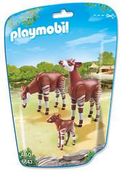 Playmobil Okapi és a kicsije (6643)