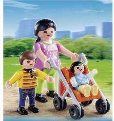 Playmobil Anyuka a gyerekekkel (4782)