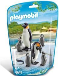 Playmobil Pingvin család (6649)