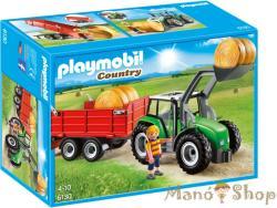 Playmobil Traktor pótkocsival (6130)