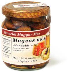 Marci bácsi méhészete Magvas Mandulás Méz 250g