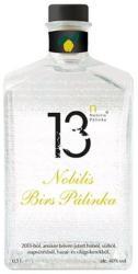 Nobilis Pálinka Birs 0.5L (40%)