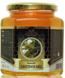 Hungary Honey Gesztenyeméz 500g