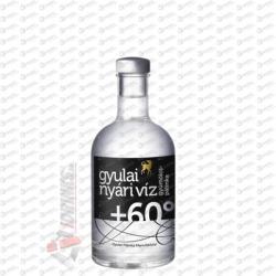 Gyulai Pálinka Nyári Víz 0.35L (60%)