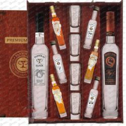 Panyolai Pálinka Prémium Pack Ínyencségek Válogatás