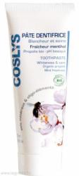 Coslys Bio fogfehérítő fogkrém (75ml)