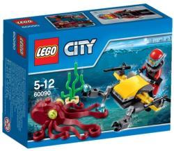 LEGO City - Mélytengeri búvárrobogó (60090)