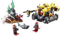 LEGO City - Mélytengeri tengeralattjáró (60092)