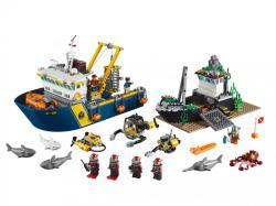 LEGO City - Mélytengeri kutatójármű (60095)