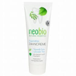 Neobio Fluormentes fogkrém bio varázsmogyoróval és rozmaringgal (75ml)
