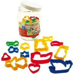 Bigjigs Toys 24 darab sütőforma dobozban (074)