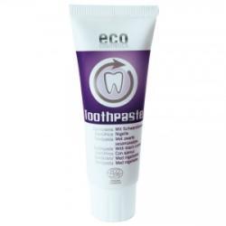 Eco-Cosmetics fluoridmentes fogkrém fekete köménnyel 75ml