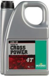MOTOREX Cross Power 4T 10W-50 (4L)