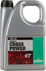 Motorex Cross Power 4T 10W-60 (4L)