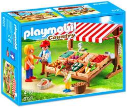 Playmobil Zöldséges stand 6121