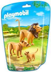 Playmobil Oroszlán család 6642