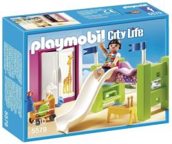 Playmobil Gyerekszoba csúszdával (5579)