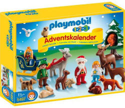 Playmobil Adventi Naptár Állatkák (5497)