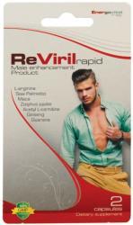ReViril Rapid étrendkiegészítő kapszula 2db