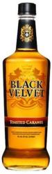 Black Velvet Toasted Caramel Whiskey 1L 35%