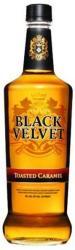Black Velvet Toasted Caramel Whiskey 1L 35%