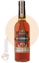 RITTENHOUSE 100 Proof Rye Whiskey 0,7L 50%