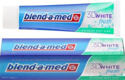 Blend-a-med 3D White Fresh Extreme Mint Kiss (100 ml)