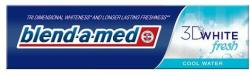Blend-a-med 3D White Fresh Cool Water (100ml)