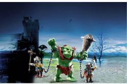 Playmobil Roll és törpeharcosok (6004)