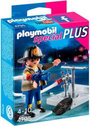 Playmobil Tűzoltó tűzoltócsppal (4795)
