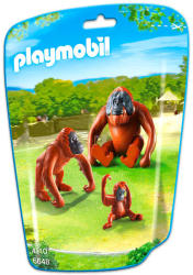 Playmobil Orángután család (6648)