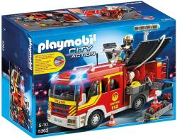 Playmobil Tűzoltókocsi vízágyúval (5363)
