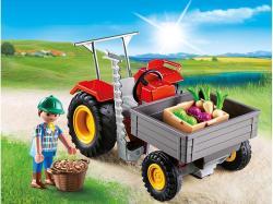 Playmobil Kistraktor (6131)