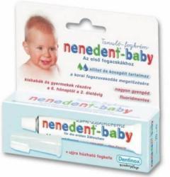 Nenedent Baby Fogkrém+fogkefe (20ml)