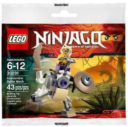 LEGO Ninjago - Anacondrai harci robot (30291)