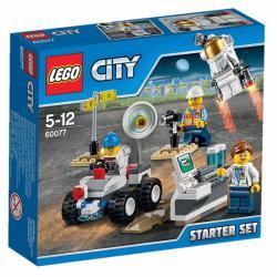 LEGO City - Űrhajós kezdőkészlet (60077)