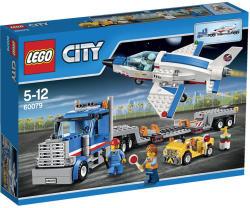 LEGO City - Gyakorló vadászrepülő szállító (60079)