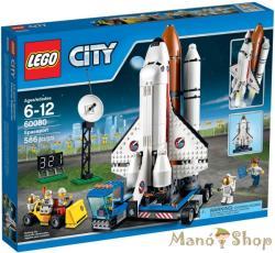 LEGO City - Űrrepülőtér (60080)