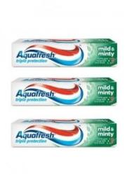 Aquafresh Mild&Minty (3x100ml)