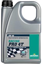 Motorex Racing Pro 4T 0W-40 (4L)