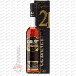 Cubaney Exquisito 21 Years 0.7L (38%)