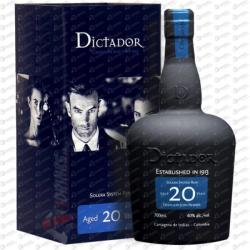 Dictador 20 Years 0.7L (40%)
