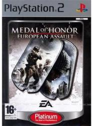 Electronic Arts Medal of Honor European Assault [Platinum] (PS2)