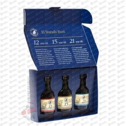 El Dorado Rum Discovery Pack 3x0.05L (42%)