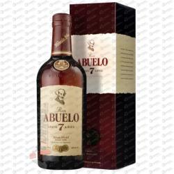 Abuelo Anejo 7 Years 0.7L (40%)